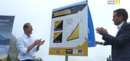 Pour la première fois, un parcours hors du territoire français est labellisé «Route du Tour». Et c'est à Finhaut-Emosson!