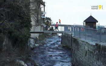 Après deux refus successifs par les citoyens, l'Etat du Valais a tranché et validé le budget 2019 de Saint-Gingolph