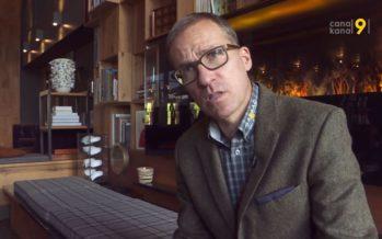 Le Valaisan Sébastien Epiney dirige Tourisme Destination Gstaad depuis près d'un an. Interview