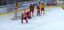 Le 4e derby valaisan de MySports League a été sans appel: le HC Sierre s'est imposé face à Martigny