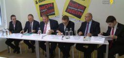 Initiative Stop mitage: élus de droite, représentants des communes et de l'économie, tous craignent pour le développement du Valais