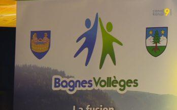 Fusion Vollèges et Bagnes: les citoyens se prononceront le 10 février 2019. La nouvelle commune s'appellerait Val de Bagnes