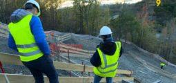 Ligne THT Chamoson-Chippis: le point sur les travaux avec la porte-parole de Swissgrid