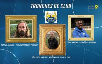 Foot Regio: les «Tronches de Club» du FC Grimisuat