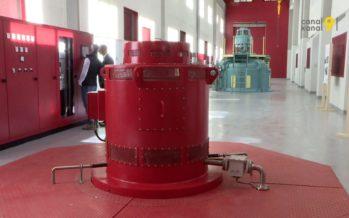 Rénovée, l'usine hydroélectrique d'Orsières se présente au public samedi
