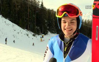 Coupe du monde de ski handicap à Veysonnaz: «Je suis supercontent de gagner à la maison», se réjouit Théo Gmür