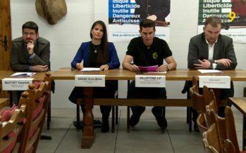 A droite, la législation sur les armes divise: plusieurs membres du PDC et du PLR se positionnent contre l'avis de leur parti