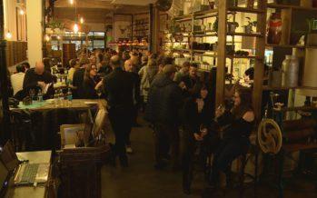 IVV Art Challenge: les vins valaisans sont partis à la conquête de Londres où les vins du canton plaisent aux papilles britanniques