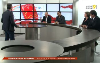 La Constitution suisse doit-elle primer sur le droit international? Réponse dans les urnes le 25 novembre