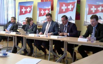 «Faire face au défi du vieillissement et renforcer l'attrait du Valais pour toutes les entreprises»: ils disent oui à la réforme RFFA