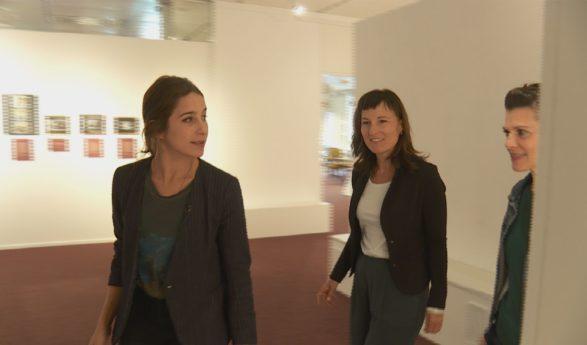 «La vidéo pour changer le monde»: visite de l'exposition dédiée à la vidéaste Carole Roussopoulos