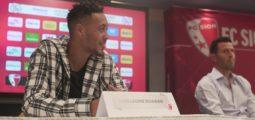 "FC Sion vs. YB: Guillaume Hoarau – ""On peut les battre!"""