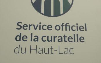 Lancement officiel du nouveau service de curatelle pour les communes du Haut-Lac