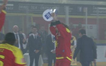 Au bout du suspense, le HC Sierre soulève la Coupe