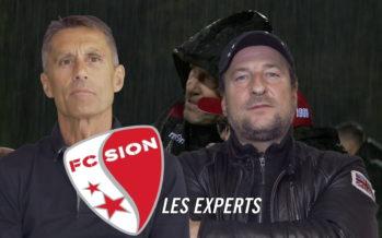 """FC Sion: nos """"Experts"""" analysent la démission du coach Stéphane Henchoz"""