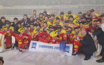 """L'après """"Finalissima"""" de hockey valaisan dans Complètement Sport!"""