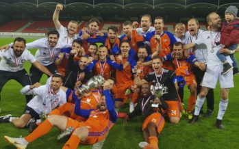 Football-Coupe VS: retour en images sur le sacre du FC Saxon-Sports