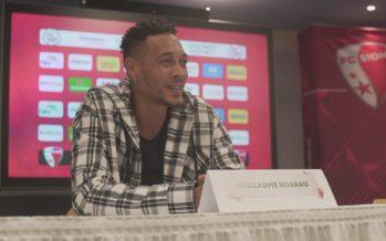 """FC Sion: notre interview du """"serial buteur"""" Guillaume Hoarau"""