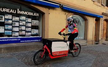 Covid-19: les livraisons par vélo explosent