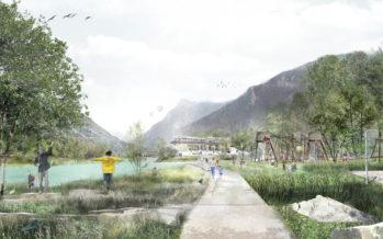Rhône 3: les futurs rives du Rhône dessinées par un bureau lyonnais