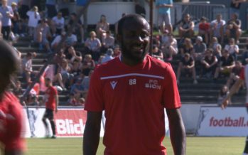 FC Sion/Coupe Suisse: Seydou Doumbia, forte tête!