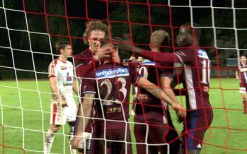 Football/1ère Ligue: le Martigny-Sports en souffrance