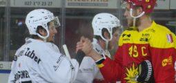 Hockey sur glace: Viège remporte le 3e derby valaisan