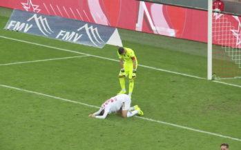FC Sion: trois de chute!