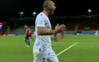 Le FC Sion retrouve la victoire et le sourire face à Bâle