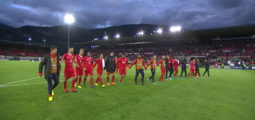 La Suisse s'impose à Tourbillon pour son premier match officiel