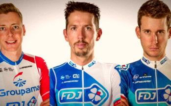 Groupama-FDJ: Les 3 Valaisans du team