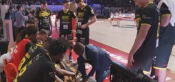 Basketball: le BBC Monthey encore trop court face à Fribourg