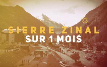 Sierre-Zinal sur 1 mois: notre troisième capsule vidéo spéciale