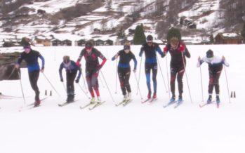 """12e Capsule """"Sport Valais"""": à la découverte du ski nordique"""