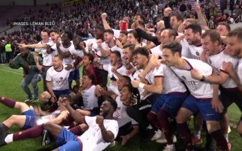 Le Servette FC est de retour en Super League