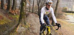 Gilles Mottiez rêve de percer dans le cyclocross