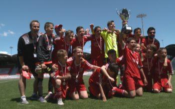 """Football-Coupe VS: Un """"Tourbillon"""" d'émotions chez les juniors"""