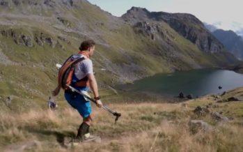 Swiss Peaks Trail: reportage à la base de vie de Zinal, après 160 kilomètres