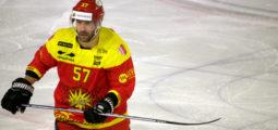 Une saison de plus pour Bezina au HC Sierre