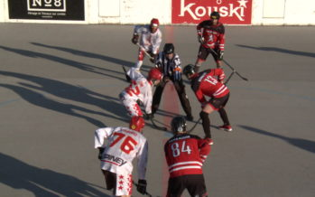 Streethockey: les Sierre Lions gagnent le derby face au SHC Martigny