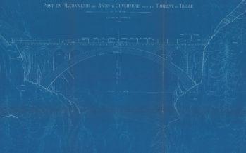 Trois ponts, trois époques et portrait de l'entreprise Bourdin