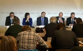 Conférence de presse du conseil d'Etat sur l'affaire Giroud: réactions