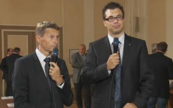 Financement de Rhône 3: face-à-face entre Jérômes Desmeules (UDC) et Serge Métrailler (PDC)