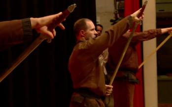 Arts martiaux valaisans: douze disciplines s'associent