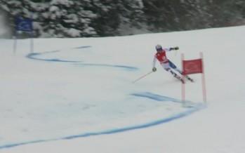 Coupe d'Europe à Crans-Montana: victoire du skieur valaisan Loïc Meillard