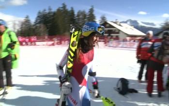 Ski alpin: trop faible relève féminine