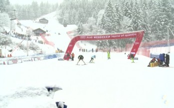 Wengen menacé: une chance pour le ski valaisan?