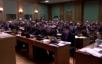 Grand Conseil: bilan de la session de mars