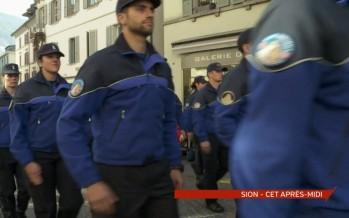 Police: 200 ans au service du canton