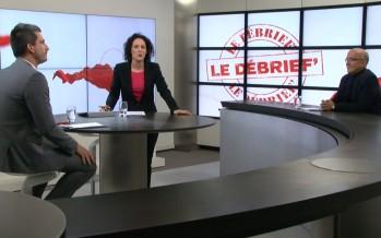 LE DÉBRIEF' de la semaine, avec Jean-Noël Wetterwald